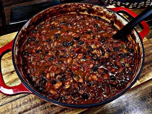 Hickory Smoked Chili