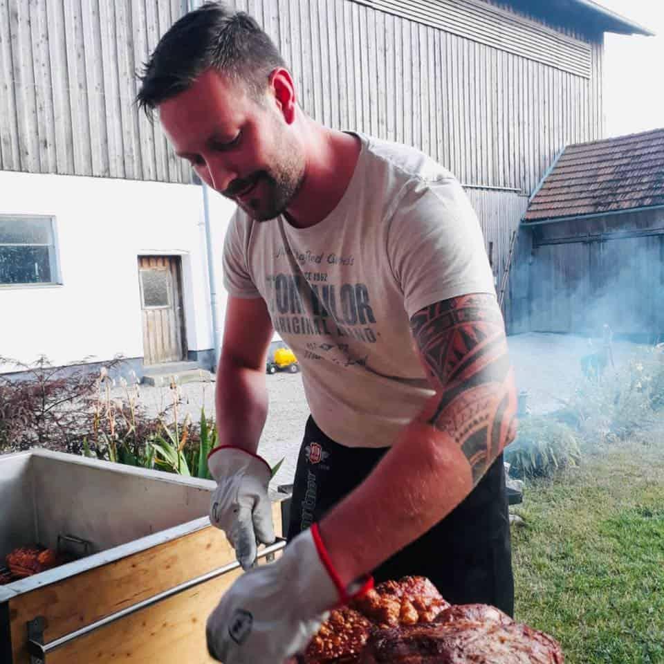 Meat The Smoker – Lukas Dick