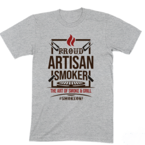 Artisan Smoker Official T Shirt