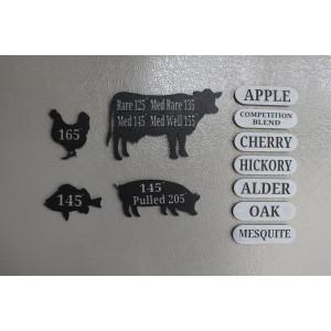 🎁Combination Set – Animal Temperature Magnets & 7 Hopper Magnets 🎁