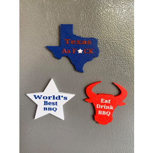 Texas Pride Magnets