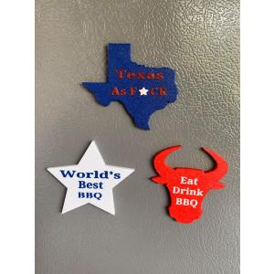Texas Pride Magnets
