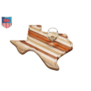 Texas State Cutting Board/Serving Tray